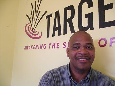 Autry Philips is Executive Director of Target Area Develpment Corporation in Chicago. (Credit: Bill Healy)