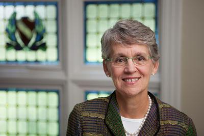 Catharine Bond Hill, former president of Vassar College